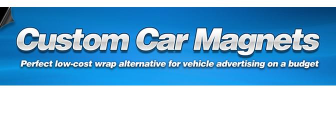 Custom Car Magnets from Custom-Car-Wraps.com