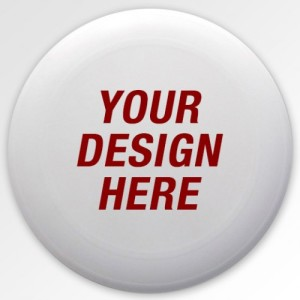 Custom Ultimate Frisbee - Design Your Own