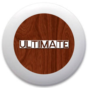 Custom Ultimate Frisbee Disc