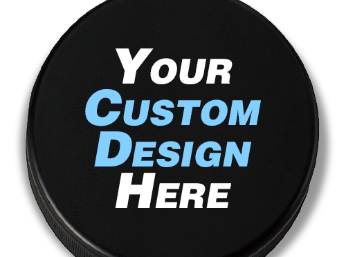 Custom Hockey Pucks Launch on PuckStyle.com